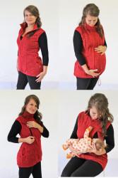 SVETROVINA - těhotenská, kojící, normal VESTA - VS75KTN