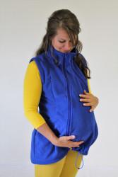 FLEECE - těhotenská, normal VESTA - VF75T