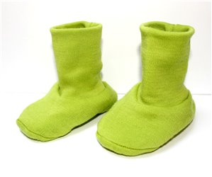 LETNÍ MERINO - Ťapáčky, ponožky