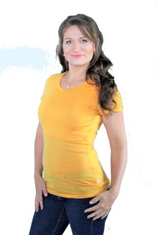 LETNÍ MERINO - 3v1 Kojíci tričko, kr. ruk. - KI1LMR70