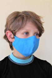 Antibakteriální, Silver, Hydrofobní, dvojitá dětská - BÍLÁ
