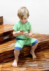 JETEL - Rostoucí trička krátký rukáv - BAT1JET