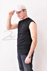 LETNÍ MERINO - Tričko bez rukávů - MPLT72