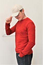 LETNÍ MERINO - Tričko, dlouhý rukáv - MPLT372