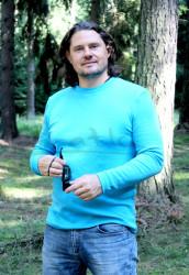 ZIMNÍ MERINO - Tričko, dlouhý rukáv - bez vzoru - pánské - MPLTBEZ372