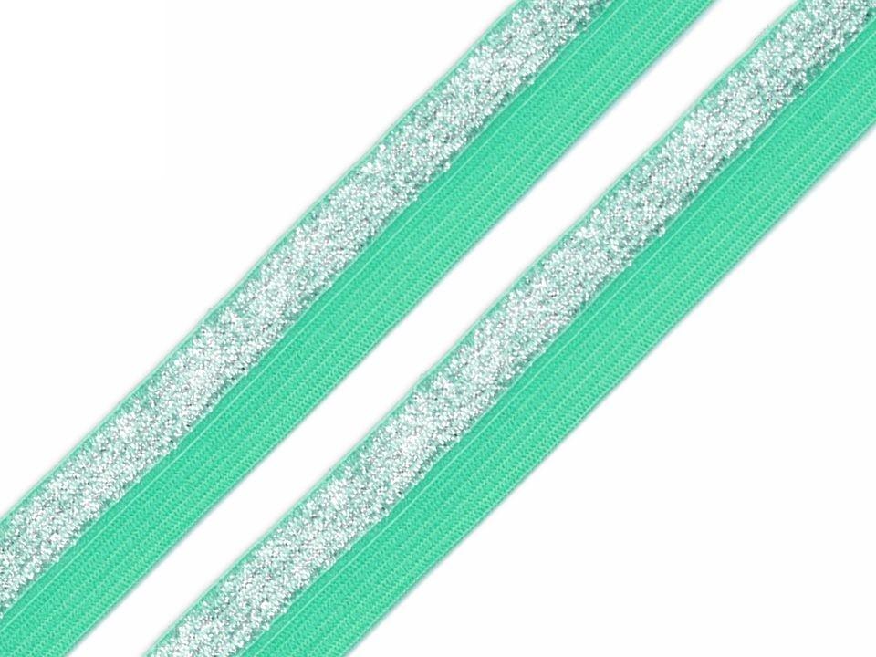 P37L-zelená/lurex