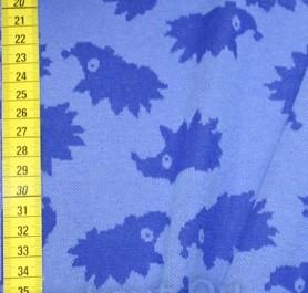 modrý ježek